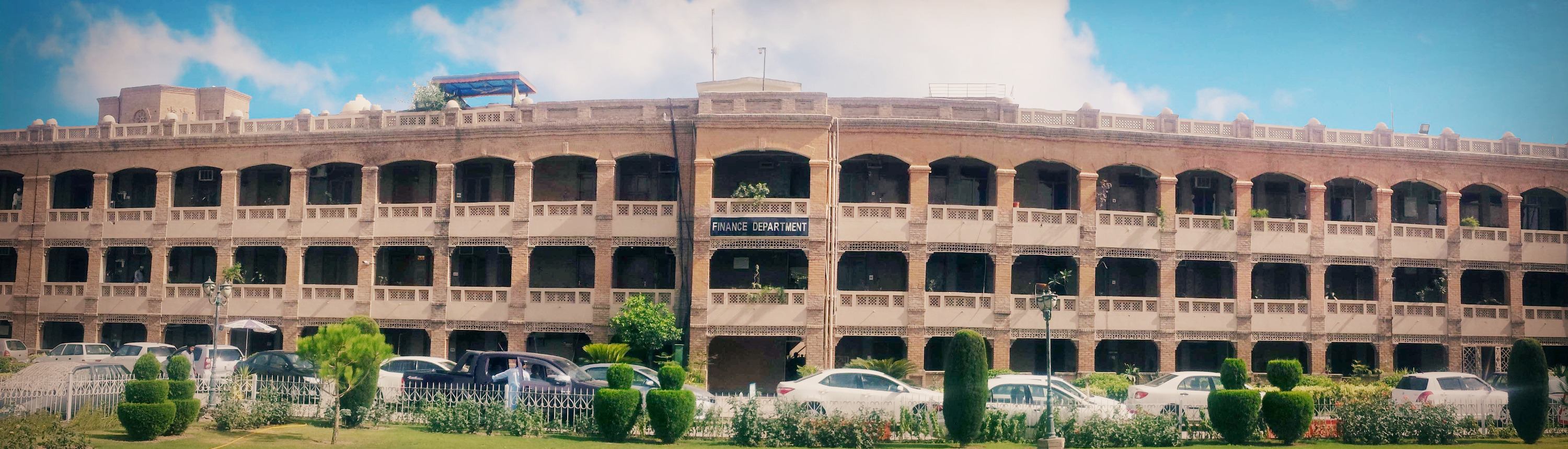 Finance Department, Government of Khyber Pakhtunkhwa