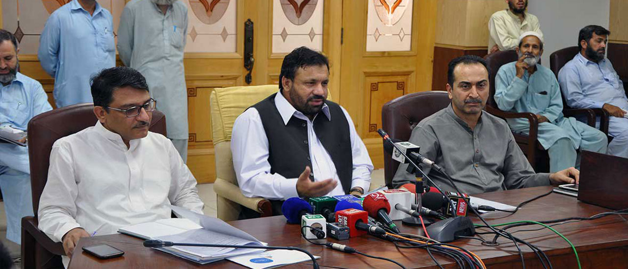 Post Budget 2016-17 Press Conference
